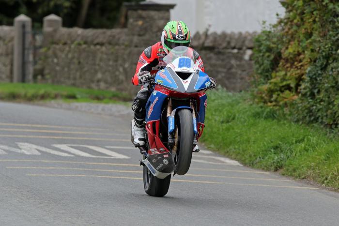 Derek McGee irish Supersport title 2018