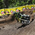 Dunlop Geomax MX-33 test