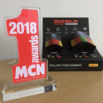 MCN tyre of the Year 2018