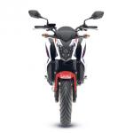 Honda CB650F tyre options