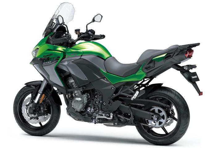 Kawasaki Versys 1000 tyres