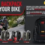 Pirelli retail promotion motorcycle 2019