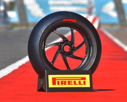Pirelli race tyres 2019