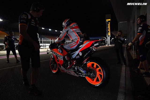 MotoGP Qatar 2019 tyre allocation