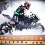 Kyle Wyman Daytona 200 2019
