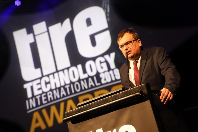 Michelin Tyre Technoloy Award