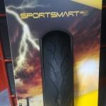 Dunlop SportSmart Mk3 tyre stand