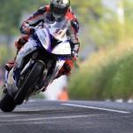 Peter Hickman Dunlop lap record