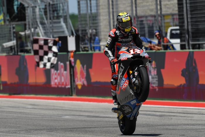 Dunlop Moto2 Jerez new tyre