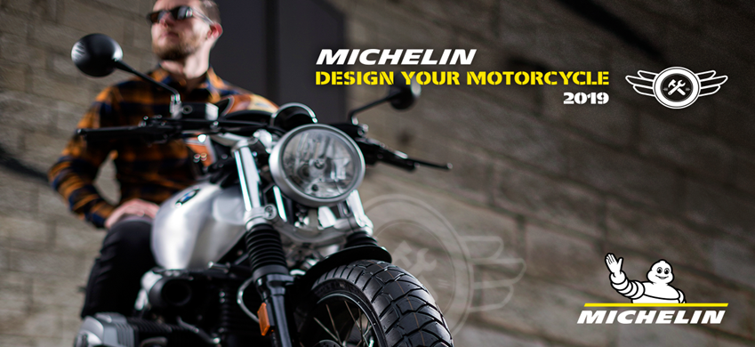 Michelin Design Your Motorcycle competition