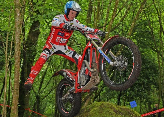 Jack Price Michelin British Trials Championships