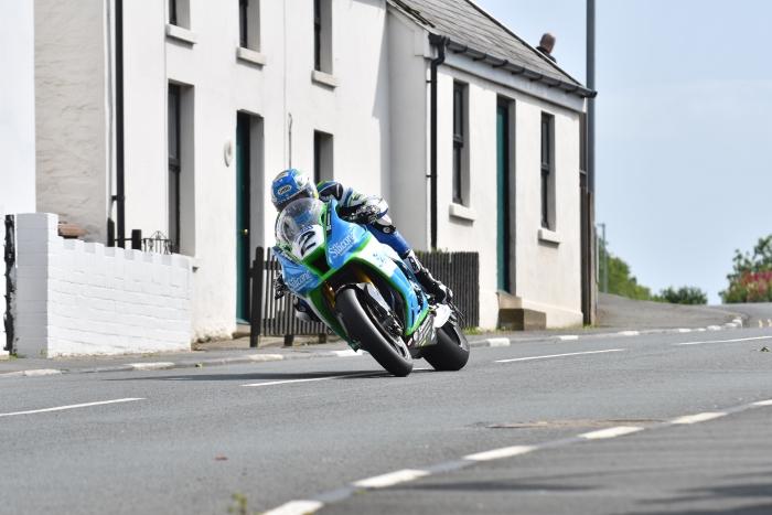 Dean Harrison Senior TT 2019