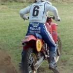 Graham Noyce Motocross Vets of Nations