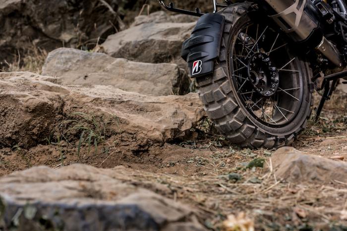 Bridgestone AX41 review