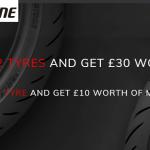 Bridgestone S22 promotion